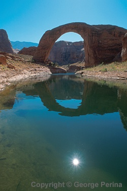 Lake Powell Rock Arch