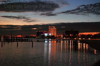 Beau Rivage Night