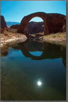 Lake Powell Arch